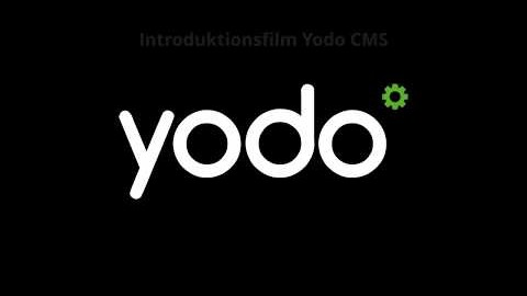 Introduktion Yodo CMS