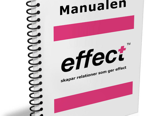 Manual för effectplus.se